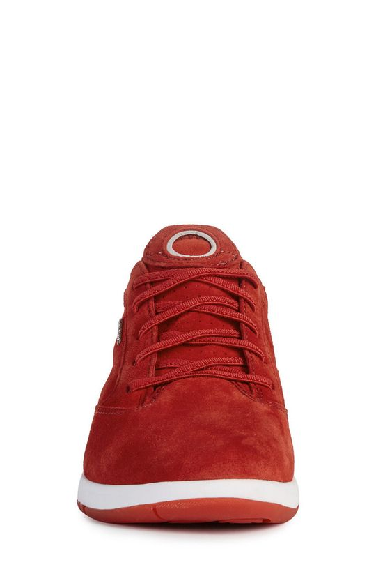 Geox - Semišové boty  Svršek: Semišová kůže Vnitřek: Textilní materiál, Přírodní kůže Podrážka: Umělá hmota