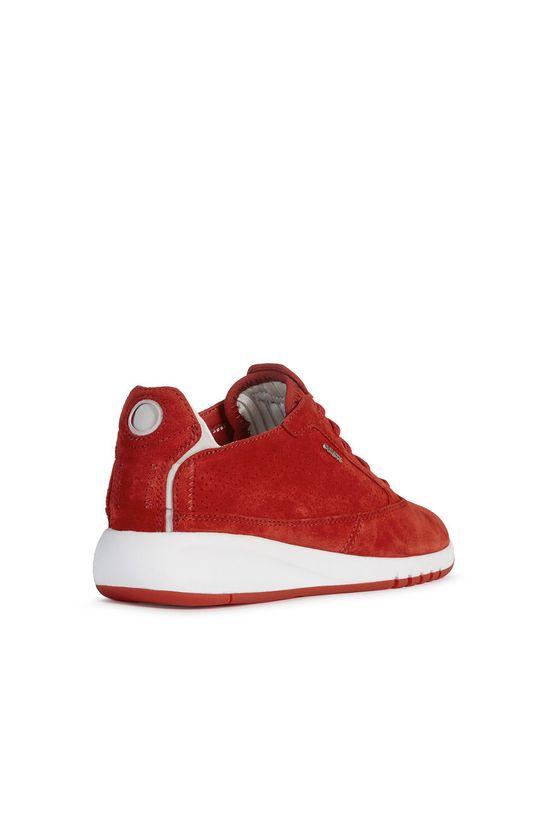 Geox - Semišové boty Dámský