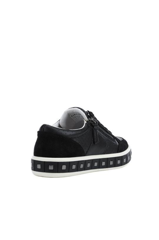 Geox - Kožené boty Dámský