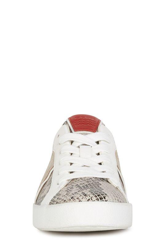 Geox - Kožené boty  Svršek: Přírodní kůže Vnitřek: Textilní materiál Podrážka: Umělá hmota
