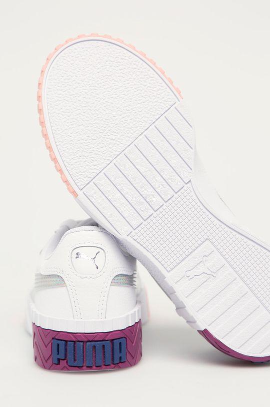 Puma - Dětské boty Cali Bubbles Jr  Svršek: Umělá hmota, Textilní materiál, Přírodní kůže Vnitřek: Textilní materiál Podrážka: Umělá hmota
