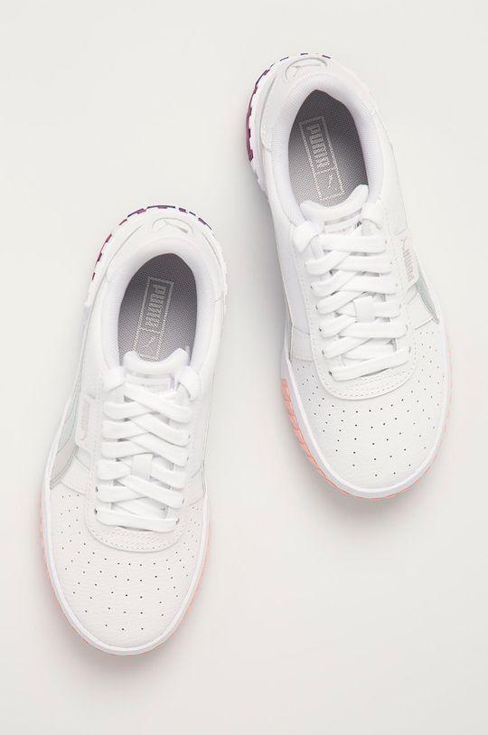 Puma - Dětské boty Cali Bubbles Jr Dívčí