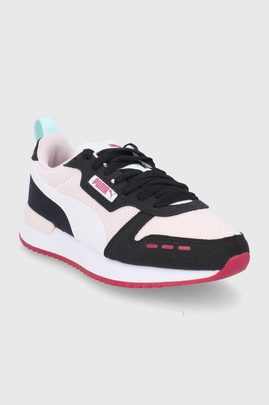 Puma - Buty dziecięce R78 pastelowy różowy