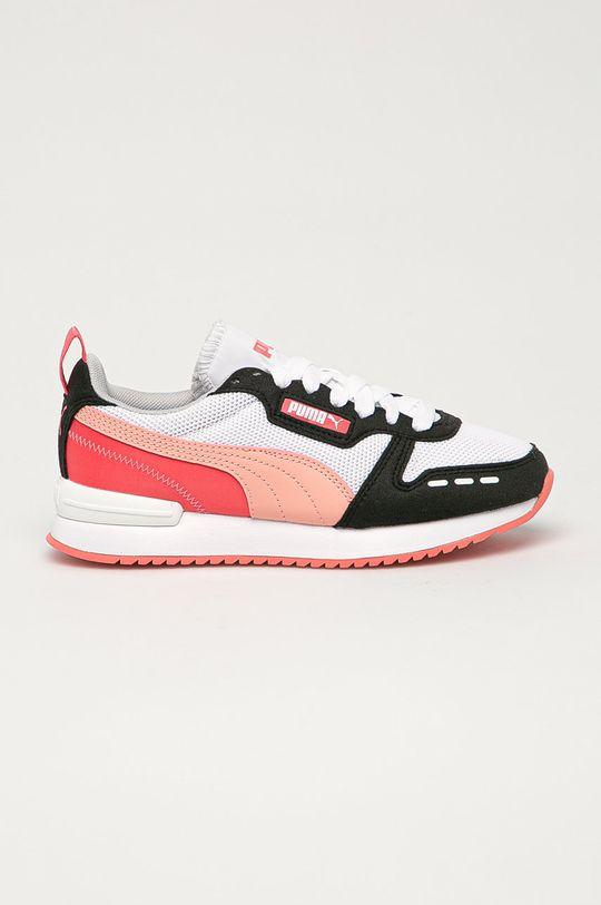 růžová Puma - Dětské boty R78 Dívčí