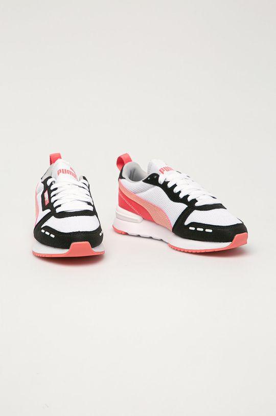 Puma - Dětské boty R78 růžová