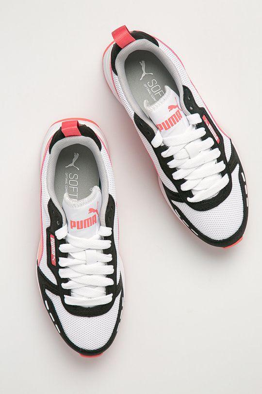 růžová Puma - Dětské boty R78