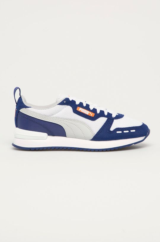 námořnická modř Puma - Dětské boty R78 Dívčí