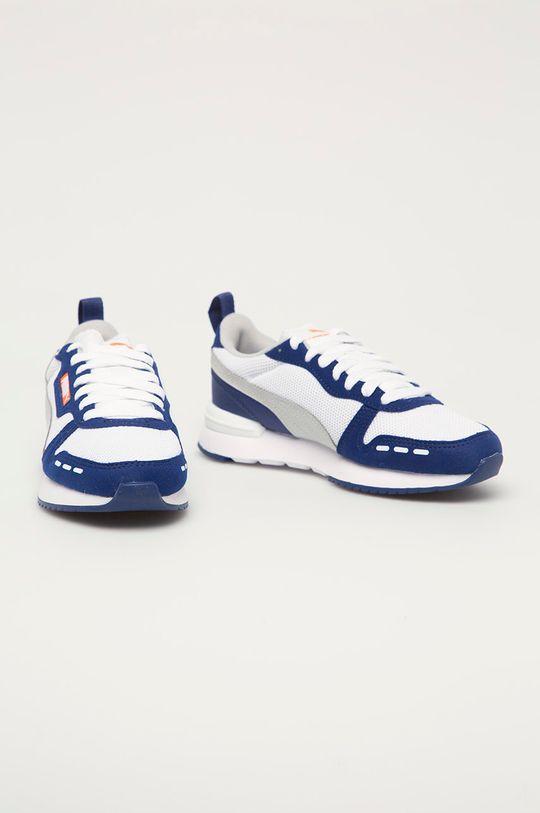 Puma - Dětské boty R78 námořnická modř