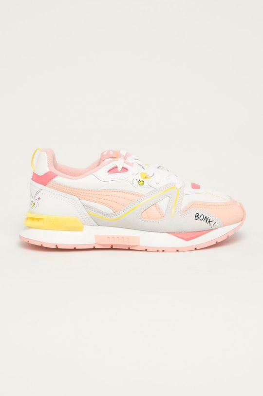bílá Puma - Dětské boty Mirage Mox x Peanuts Dívčí