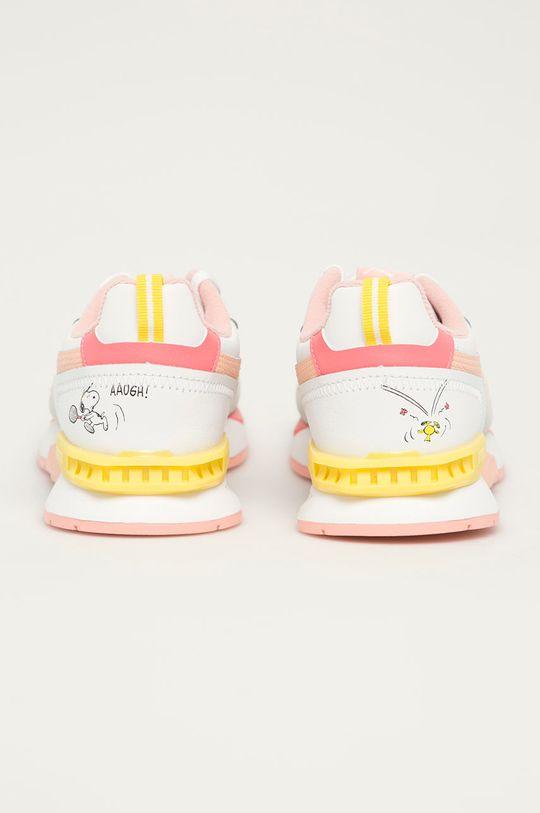 Puma - Dětské boty Mirage Mox x Peanuts  Svršek: Umělá hmota, Textilní materiál, Semišová kůže Vnitřek: Textilní materiál Podrážka: Umělá hmota