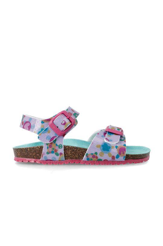 Agatha Ruiz de la Prada - Dětské sandály světle šedá