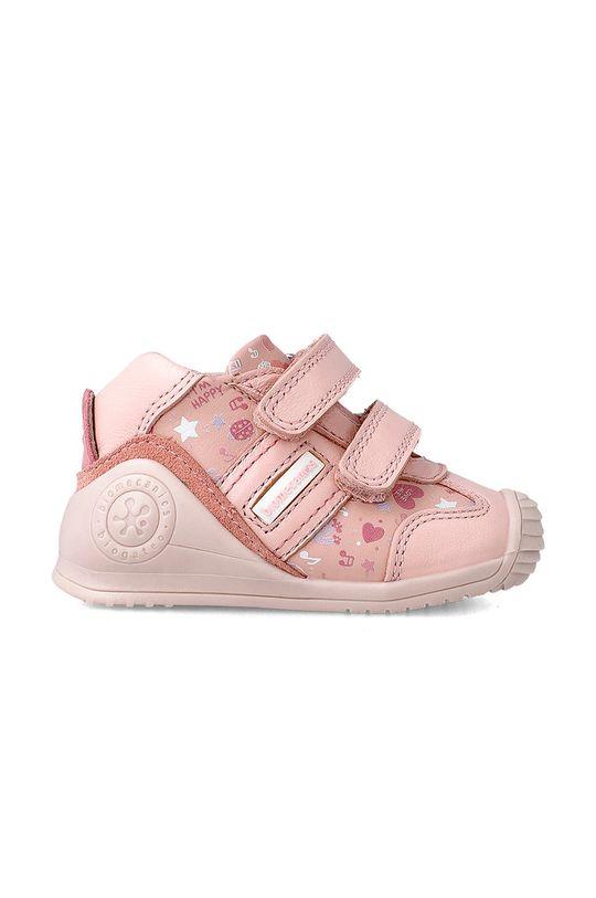 Biomecanics - Dětské boty růžová