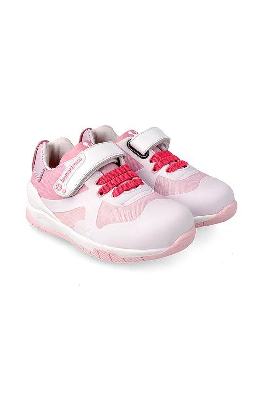 pastelově růžová Biomecanics - Dětské boty Dívčí