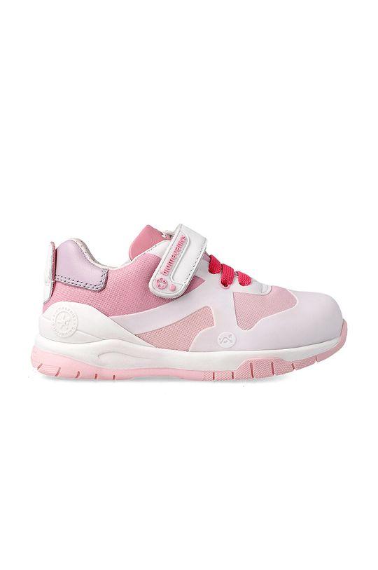 Biomecanics - Dětské boty pastelově růžová