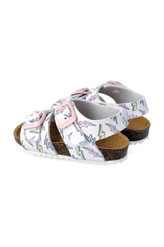 Garvalin - Dětské sandály  Svršek: Umělá hmota Vnitřek: Textilní materiál Podrážka: Umělá hmota