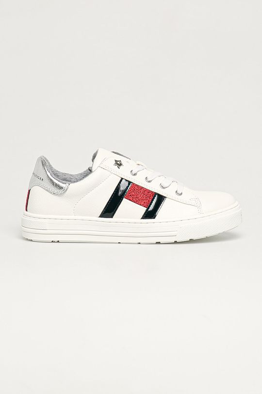 bílá Tommy Hilfiger - Dětské boty Dívčí