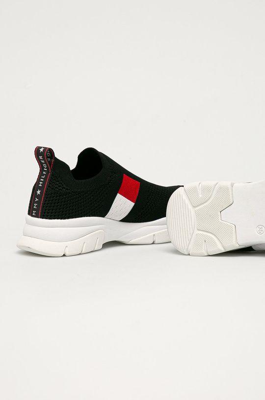 Tommy Hilfiger - Dětské boty  Svršek: Textilní materiál Vnitřek: Textilní materiál Podrážka: Umělá hmota