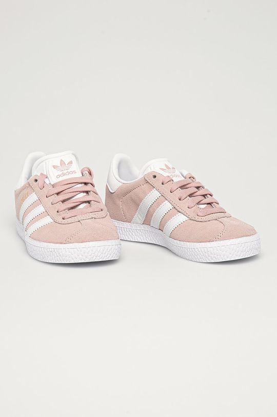adidas Originals - Detské topánky Gazelle C ružová