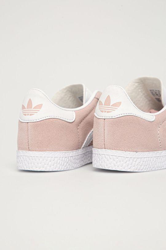 adidas Originals - Detské topánky Gazelle C  Zvršok: Syntetická látka, Prírodná koža Vnútro: Textil Podrážka: Syntetická látka