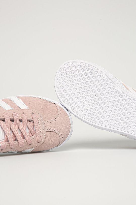 ružová adidas Originals - Detské topánky Gazelle C