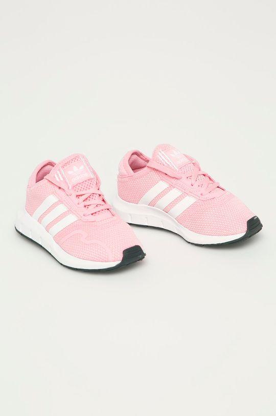 adidas Originals - Detské topánky Swift Run X C ružová