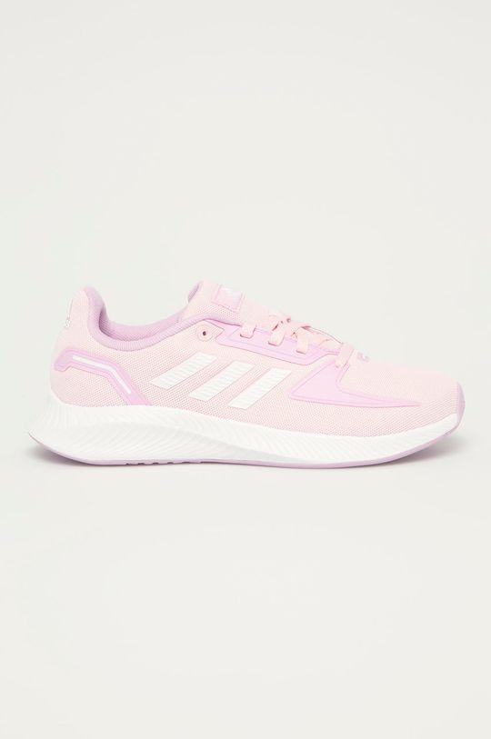 ružová adidas - Detské topánky Runfalcon 2.0 Dievčenský