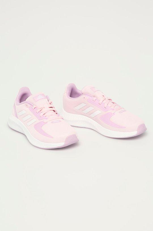 adidas - Detské topánky Runfalcon 2.0 ružová