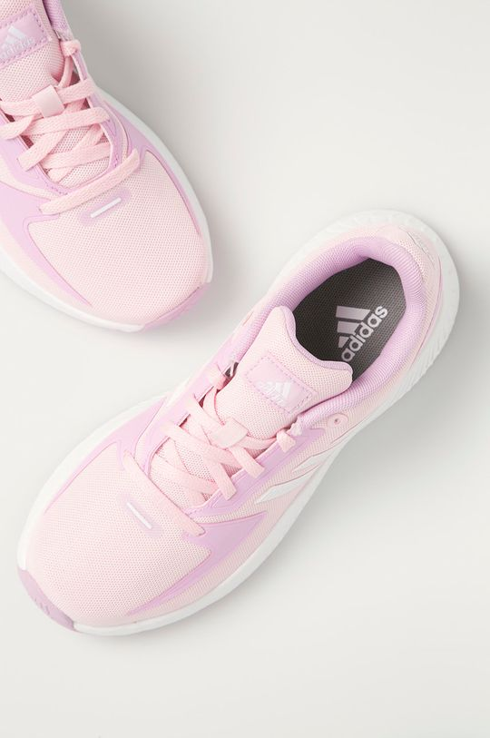 ružová adidas - Detské topánky Runfalcon 2.0