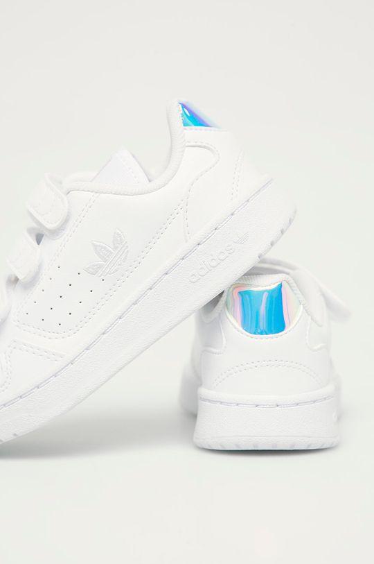 adidas Originals - Dětské boty NY 90  Svršek: Umělá hmota, Textilní materiál Vnitřek: Umělá hmota, Textilní materiál Podrážka: Umělá hmota