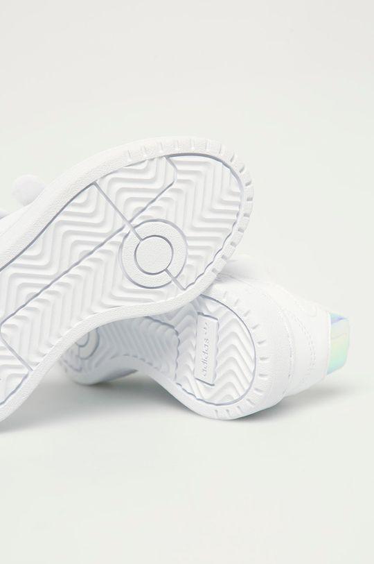 bílá adidas Originals - Dětské boty NY 90
