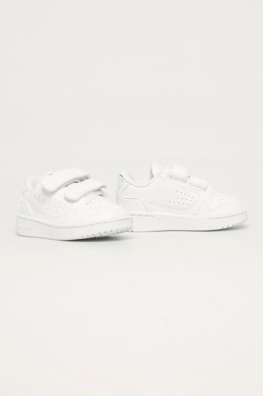 adidas Originals - Detské topánky NY 90 CF biela