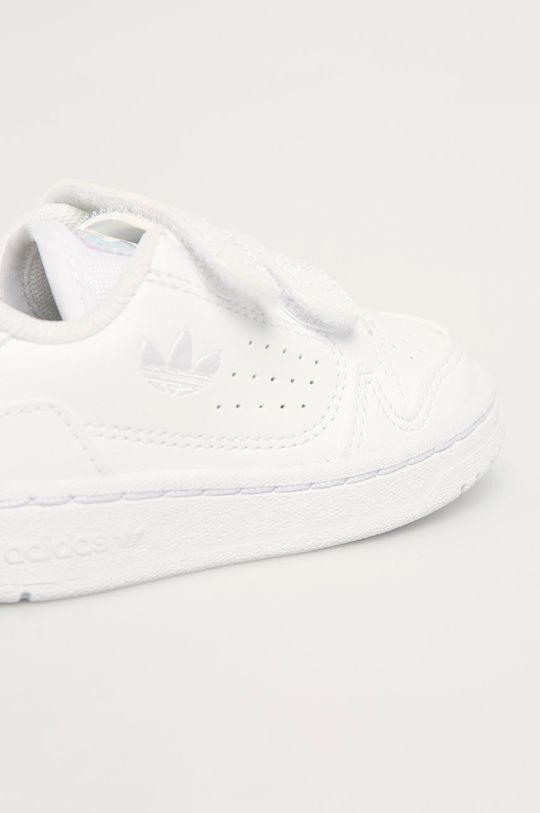 biela adidas Originals - Detské topánky NY 90 CF