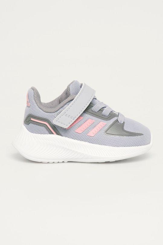 sivá adidas - Detské topánky RunFalcon 2.0 Dievčenský