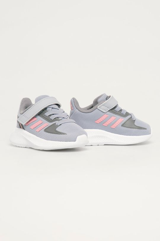 adidas - Detské topánky RunFalcon 2.0 sivá