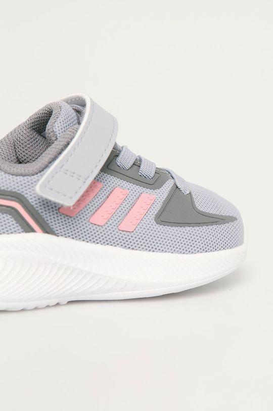 sivá adidas - Detské topánky RunFalcon 2.0