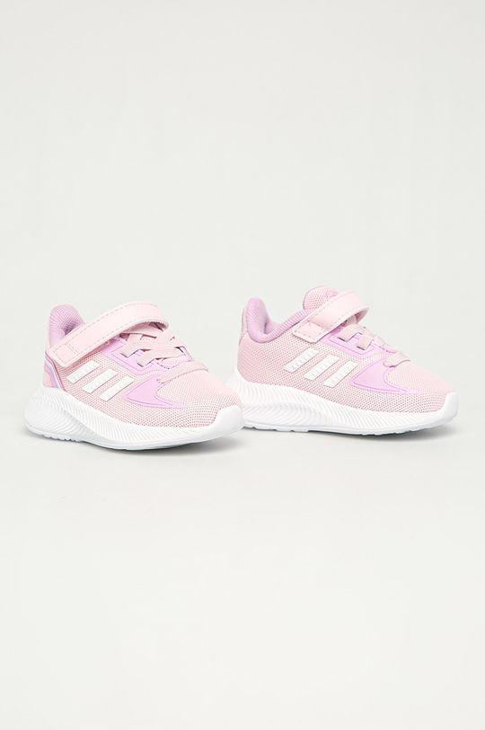 adidas - Детские ботинки Runfalcon 2.0I розовый