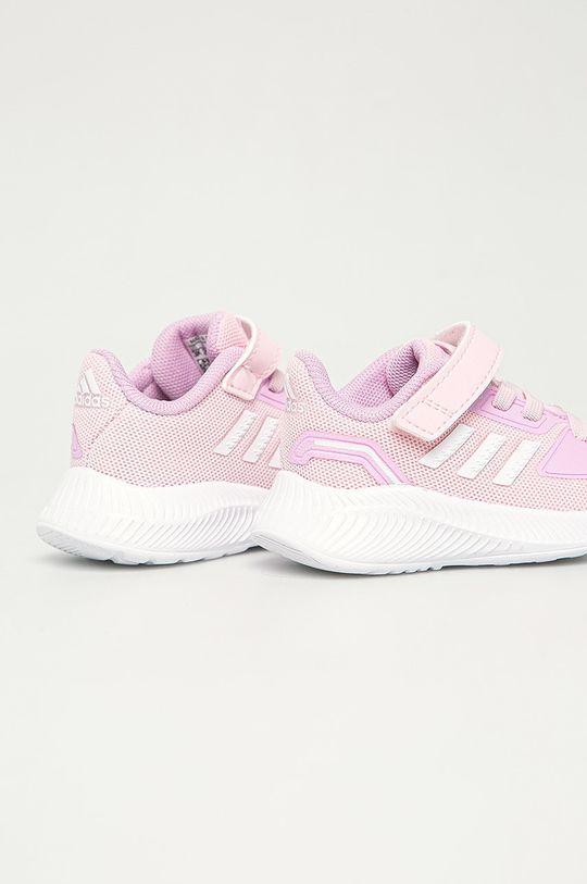 adidas - Детские ботинки Runfalcon 2.0I  Голенище: Синтетический материал, Текстильный материал Внутренняя часть: Текстильный материал Подошва: Синтетический материал