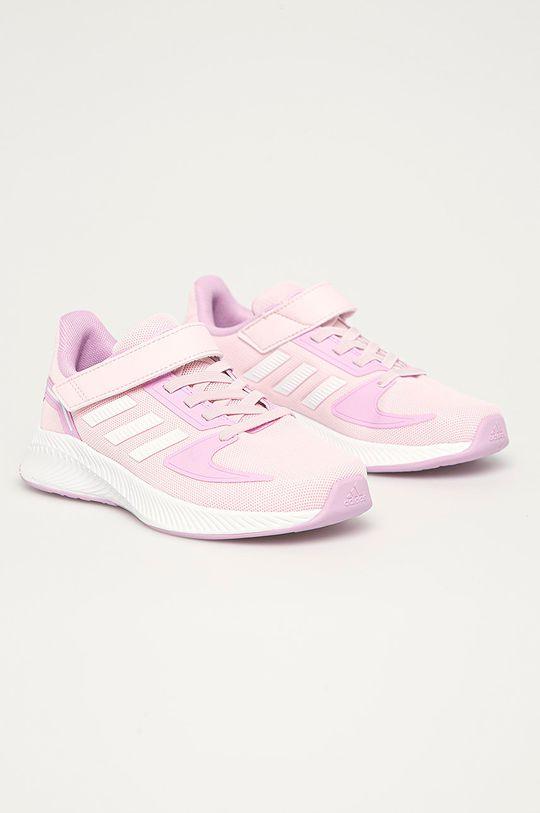 adidas - Pantofi copii Runfalcon 2.0 roz