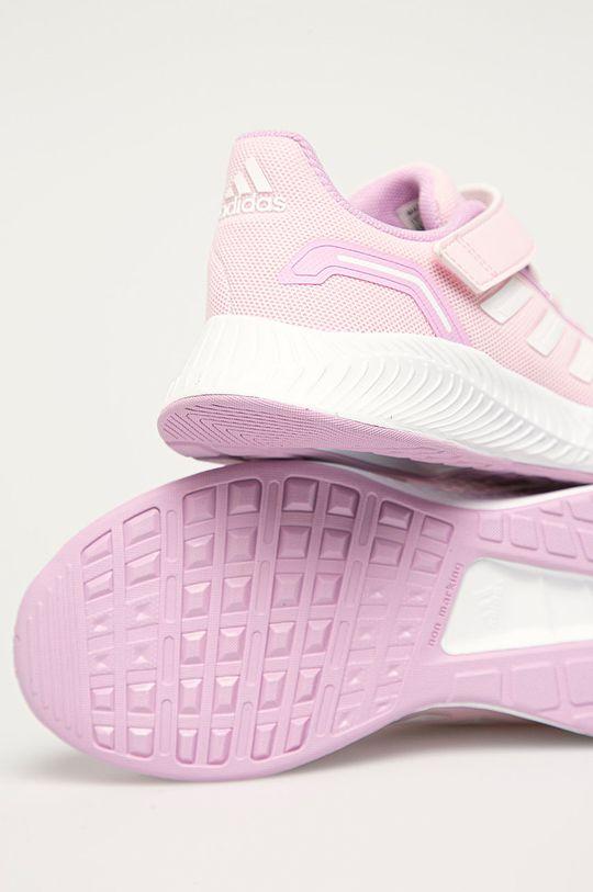roz adidas - Pantofi copii Runfalcon 2.0