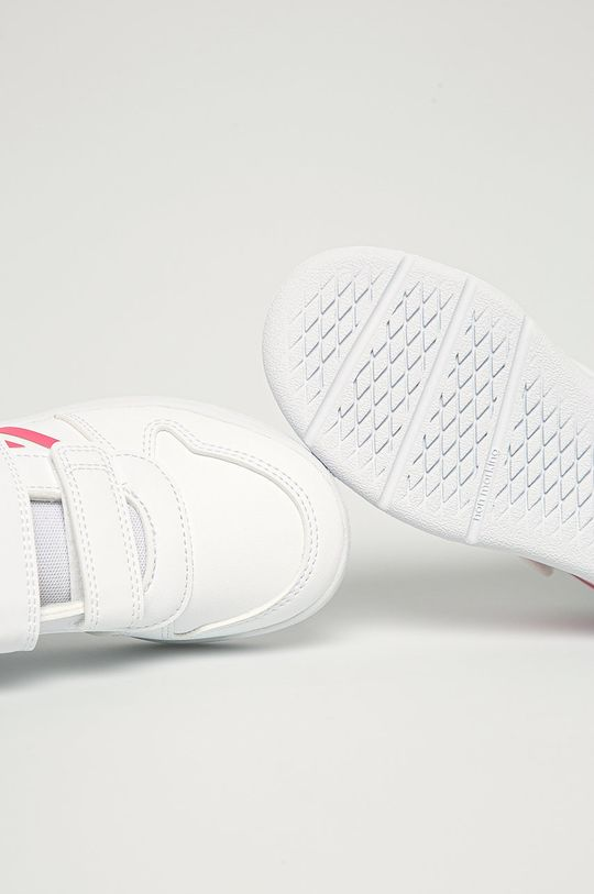 biela adidas - Detské topánky Tensaur C