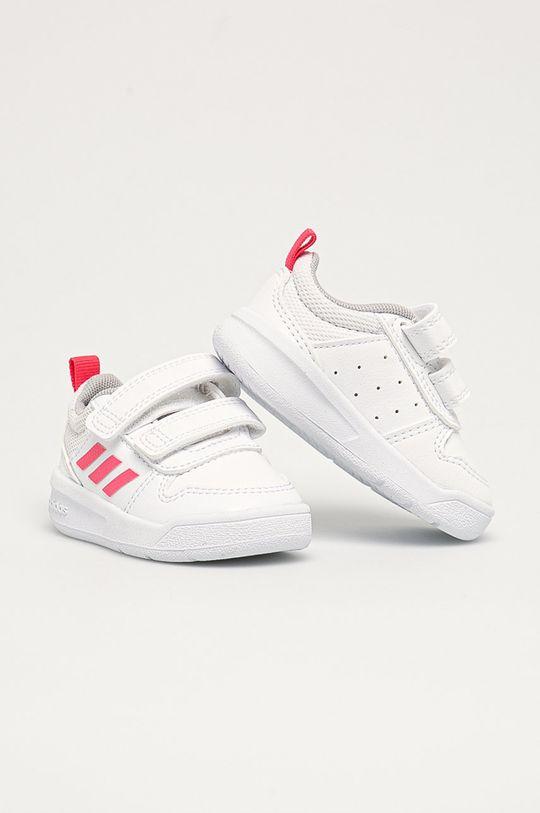 adidas - Dětské boty Tensaur bílá