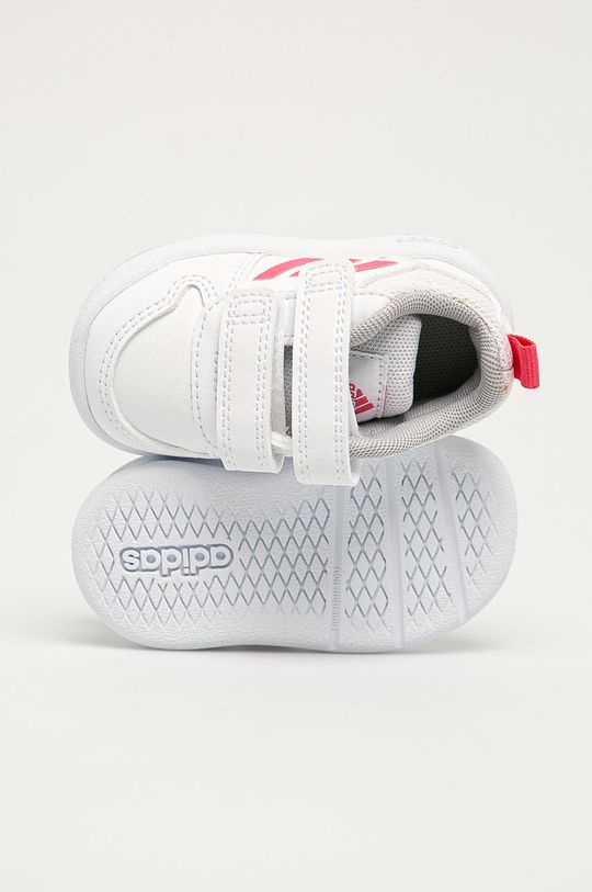 bílá adidas - Dětské boty Tensaur