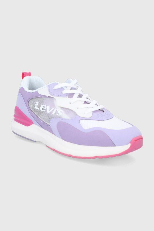 Levi's - Buty dziecięce fioletowy
