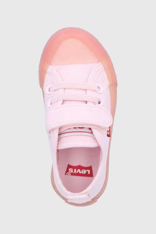 pastelově růžová Levi's - Dětské tenisky