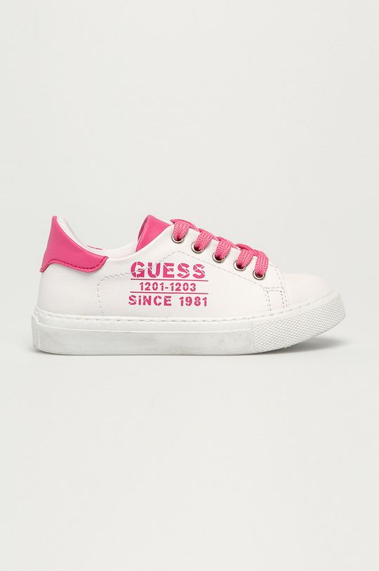 różowy Guess - Buty dziecięce Dziewczęcy