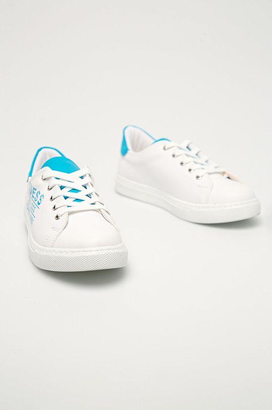 Guess - Dětské boty bílá