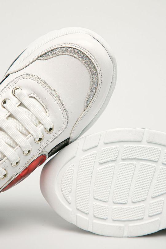 bílá Guess - Dětské boty