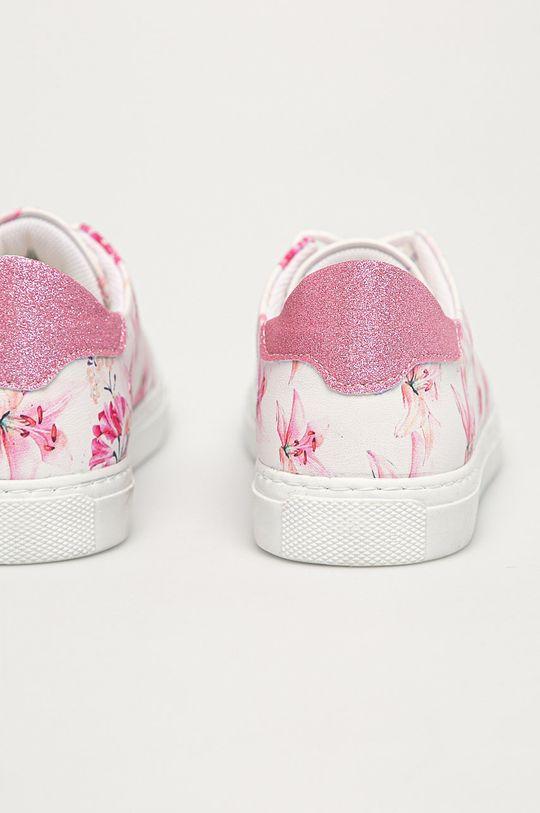 Guess - Dětské boty  Svršek: Umělá hmota Vnitřek: Textilní materiál Podrážka: Umělá hmota