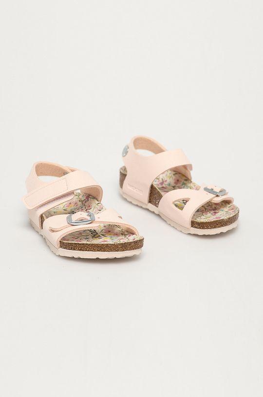 Birkenstock - Dětské sandály Colorado růžová