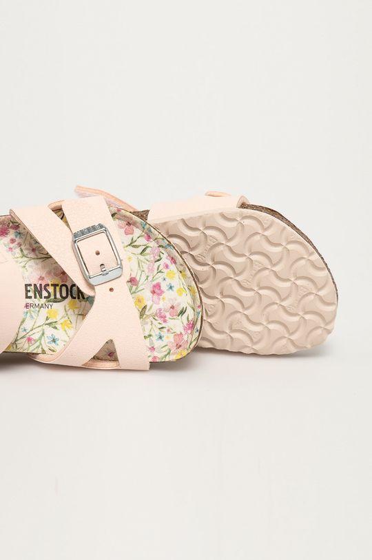 růžová Birkenstock - Dětské sandály Colorado